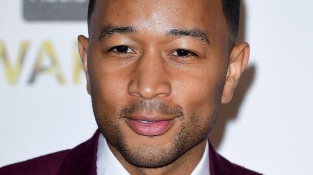 Singer John Legend (Ian West/PA)