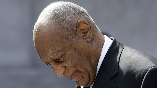 Cosby faces a retrial on charges he drugged and molested a woman in 2004 (Matt Slocum/AP)