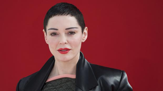 Actress Rose McGowan faces drug possession charges (AP)