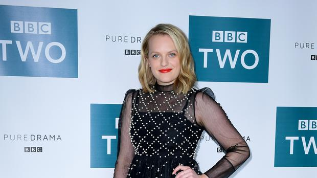 Elisabeth Moss got divorced in 2011 (Ian West/PA)