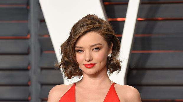 Miranda Kerr went public with the news on Instagram (PA)