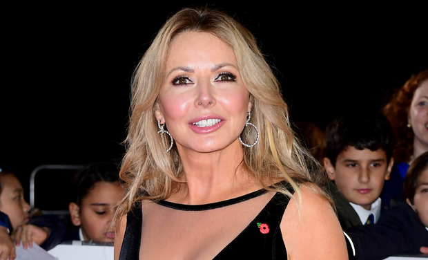 Round-the-world flight: Carol Vorderman has a pilot's licence. Photo: PA