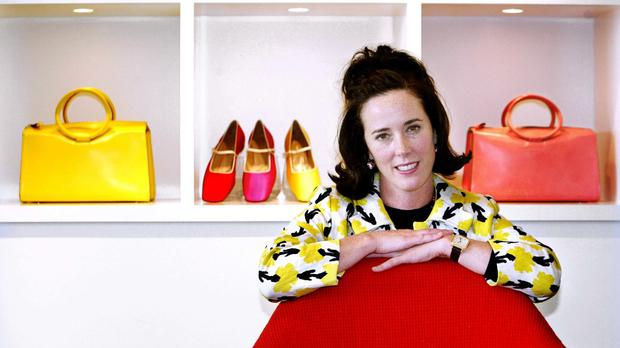 Tributes paid to Kate Spade following fashion designer's death at 55 (Bebeto Matthews/AP)
