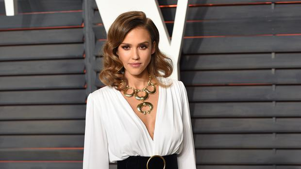Jessica Alba has spoken of experiencing sexual harassment throughout her career (PA)