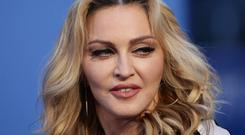 Madonna will turn 60 on August 16 (Yui Mok/PA)