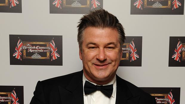 Alec Baldwin denied the allegations in a number of tweets (Ian West/PA)