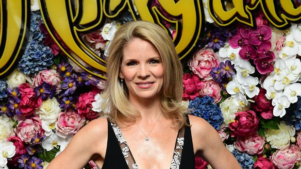 Kelli O'Hara said there is still a way to go for gender parity in theatre (Ian West/PA)