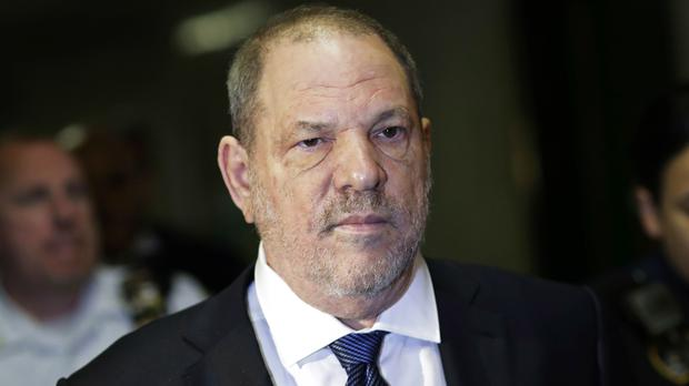 Harvey Weinstein (Mark Lennihan/AP)