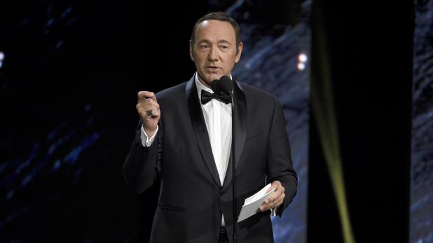Scotland Yard Questioned Kevin Spacey Over Sexual Assault Claims