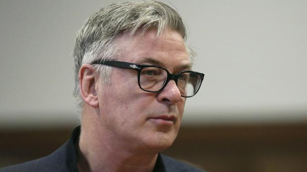 Alec Baldwin in a New York City court (Alec Tabac/The Daily News via AP, Pool)