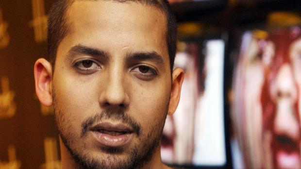A publicist for magician and showman David Blaine said he denies the allegations (Andy Butterton/PA)