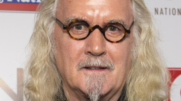 Sir Billy Connolly will lead the New York Tartan Day Parade (Jane Barlow/PA)