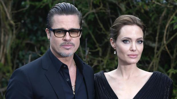 Angelina Jolie filed for divorce from Brad Pitt in 2016 (Justin Tallis/PA)