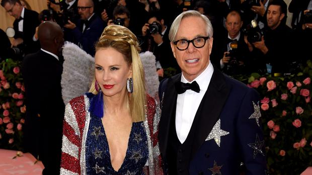 1449fddf Revered fashion designer Tommy Hilfiger has said it would be an 'honour' to  dress