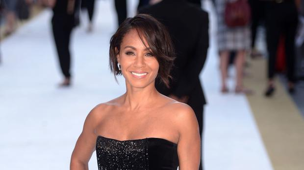 Jada Pinkett-Smith has said an upcoming episode of her talk show discussing pornography addiction was one of the toughest to film (Anthony Devlin/PA)