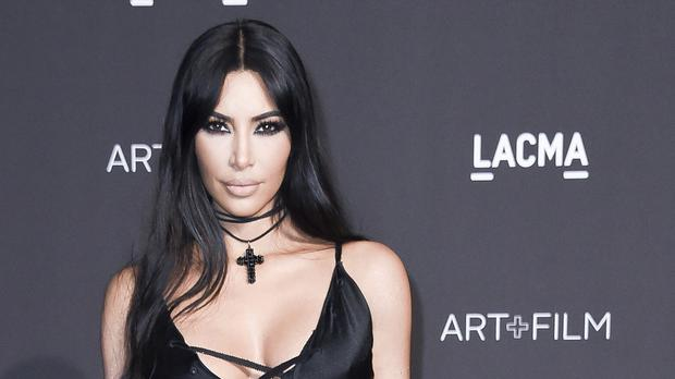 Kim Kardashian West has shared a new picture of her two-month-old son Psalm (Richard Shotwell/Invision/AP, File)