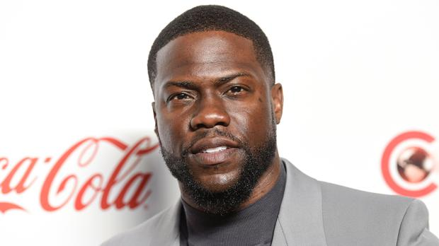 Kevin Hart was taken to hospital (Chris Pizzello/Invision/AP)