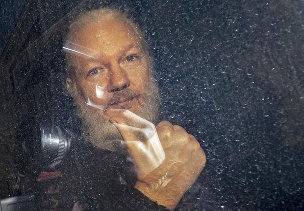 Wikileaks founder Julian Assange is fighting extradition to the US (Victoria Jones/PA)