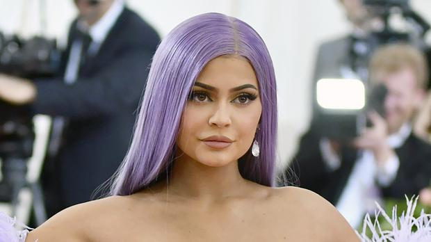 Kylie Jenner has warned fans of a 'fake' website impersonating her cosmetics business (Charles Sykes/Invision/AP, File)