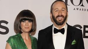 Dawn O'Porter and Chris O'Dowd have revealed they are expecting their first baby