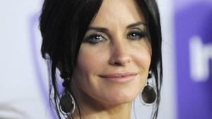 Courteney Cox is engaged to Snow Patrol star Johnny McDaid
