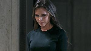 Designer Victoria Beckham has been named as the top 'style icon' in a new poll