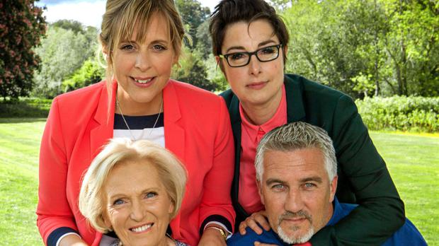 Innuendo was in plentiful supply once again for Bake Off fans.