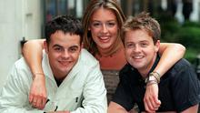 Ant and Dec and Cat Deeley on SM:TV's Chums