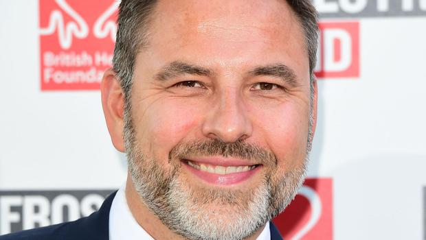 David Walliams was the first host of ITV's new The Nightly Show