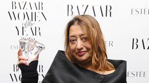 'Queen of the Curve', celebrated architect Zaha Hadid passed away on March 31 at 65.