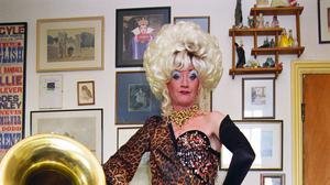Paul O'Grady performed at the venue in the guise if Lily Savage