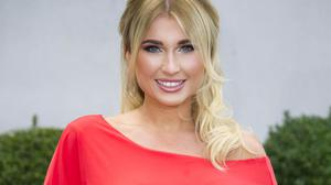 Billie Faiers from The Only Way is Essex, was announced as the icelolly.com Celebrity Mum of the Year 2015, in central London.