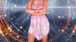 Lottie Ryan was crowned winner of Dancing with the Stars last year. Photo: RTÉ.