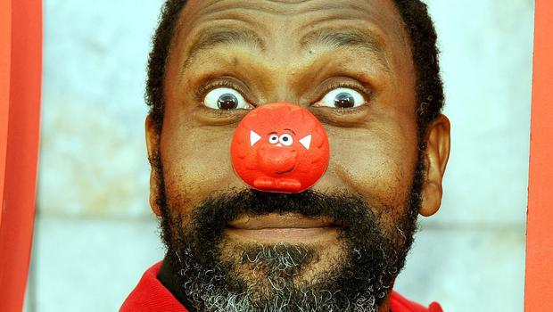 """Lenny Henry, a mainstay of Comic Relief for many years, said it was a """"wonderful thing"""""""