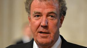 """Andy Wilman said Jeremy Clarkson was """"shocked"""" when someone pointed out the link between the numberplate and the Falklands War days into filming"""