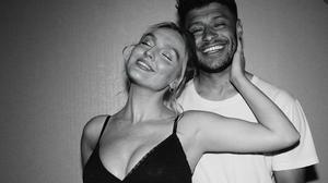 Little Mix star Perrie Edwards and footballer Alex Oxlade-Chamberlain are expecting first child