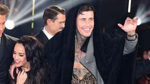 Jeremy McConnell, right, admitted he cheated on Celebrity Big Brother co-star Stephanie Davis