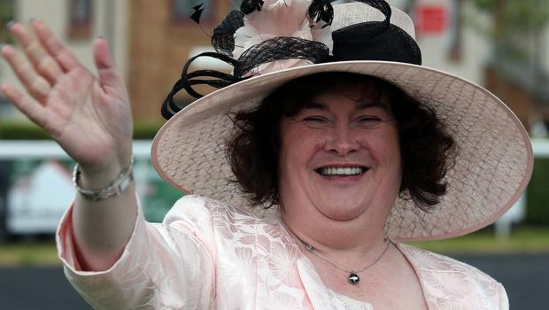 Singer Susan Boyle has contacted police over a series of nuisance calls to her home