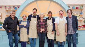 Victoria Wood, Kayvan Novak, Alexa Chung and Chris Moyles are latest celebs to get cooking on The Great Comic Relief Bake Off