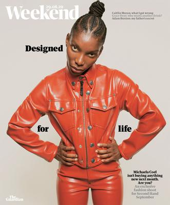 Michaela Coel fronts Oxfam's Second Hand September campaign