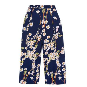 Ditsy floral printed culottes (Penney's, €17)