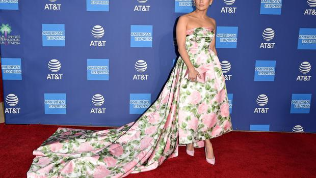 Jennifer Lopez is another star who has worn Richard Quinn on the red carpet