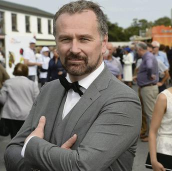 RTE presenter Daithi O'Se is a native Irish speaker