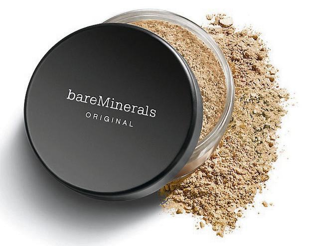 Original SPF foundation Bare Minerals, €27 available in department stores nationwide