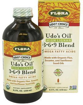 Udo's Oil, €14.99 (250ml) and €25.99 (500ml) from pharmacies, healthfood stores and udoschoice.ie