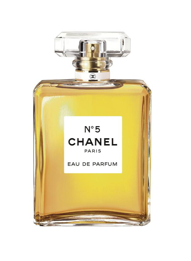 Chanel No 5, €82.50 (50ml) available in key department stores nationwide Arguably the world's most iconic perfume and with good reason. Timeless and elegant