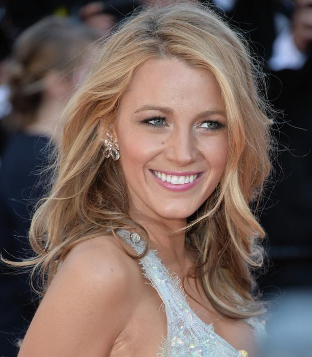 Blake Lively, who stole the show at Cannes.