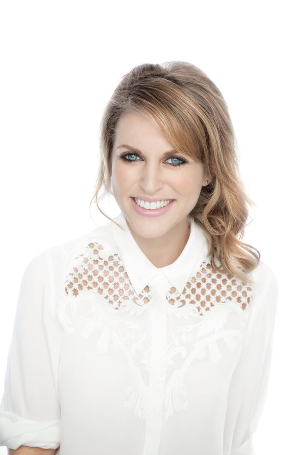 Shoe news: Amy Huberman