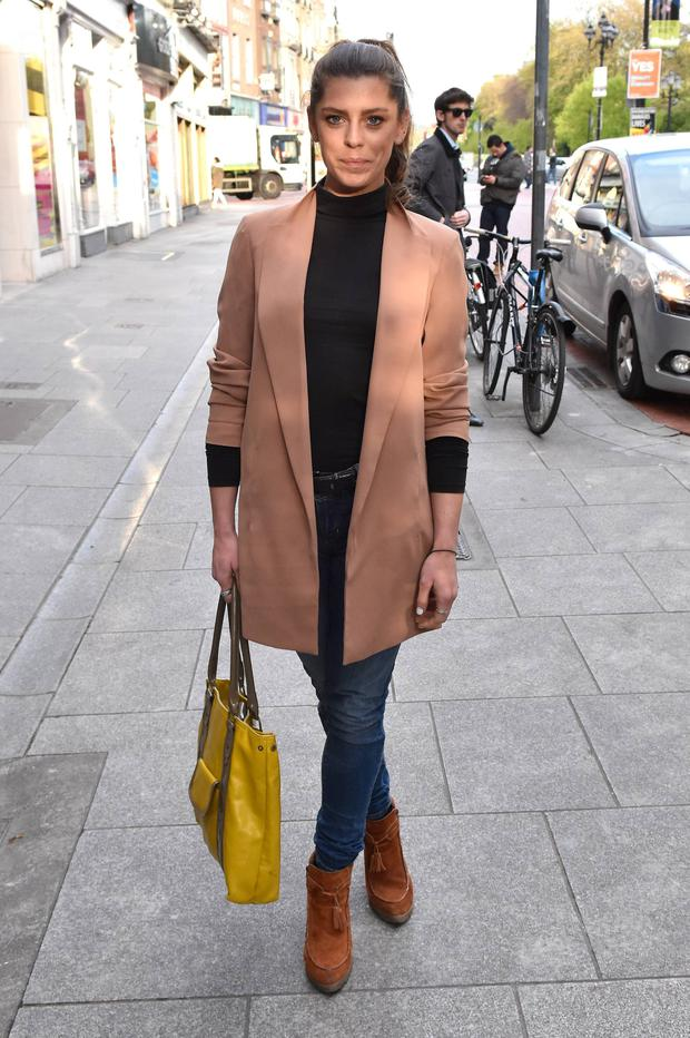 Aoibhinn McGinnity in Camel.