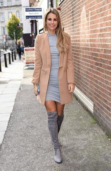 Vogue Williams.
